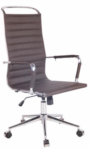 Bürostuhl Barnes Kunstleder Computerstuhl Drehstuhl Chefsessel Schreibtischstuhl