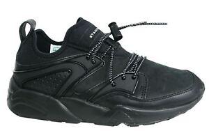 scarpe U8 ginnastica nera 02 uomo pelle in Blaze Puma X Glory da Alza Of 359806 Stampd FZggpY