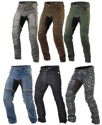 Trilobite KEVLAR/® DuPont Parado Men/'s Jeans Blue