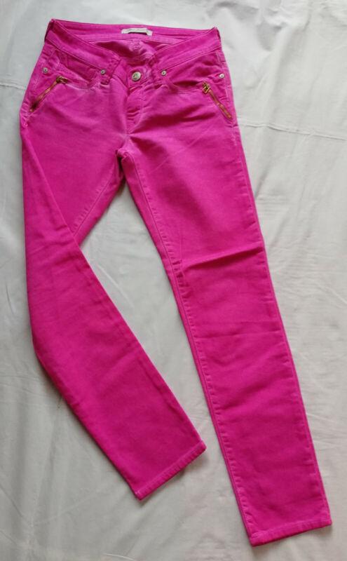 ???? Mavi Jeans * Modell Breanna * Pink * Used Optik * 27 * Low-rise ???? Weitere Rabatte üBerraschungen
