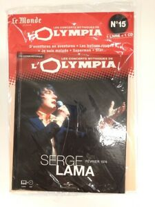 serge-lama-concerts-mythiques-de-l-039-olympia-1974-1-cd-1-livre-neuf-sous-blister