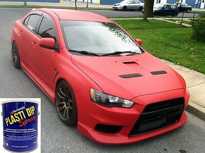 1 Gallon RED Performix Plasti Dip Ready to Spray Rubber Dip