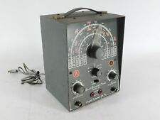 Accurate Instruments 153 Vintage Tube Signal Generator Test Equipment