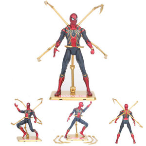 6-034-Marvel-Infinity-War-Avengers-Iron-Spider-Spiderman-Tentacles-Action-Figure