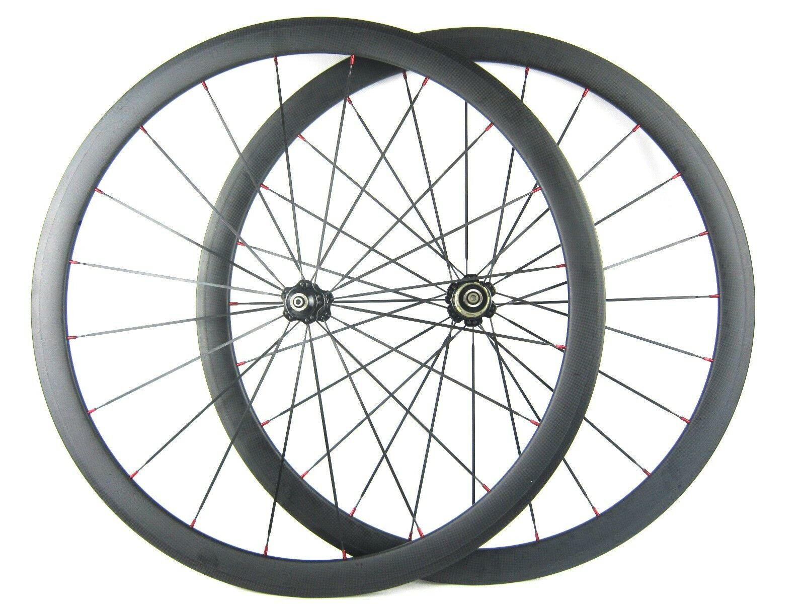 700c 38mm tubular full carbon fiber road racing bicycle wheels for shimano