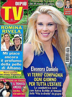 Dipiu Tv Eleonora Daniela Al Bano Carrisi Romina Power Robert