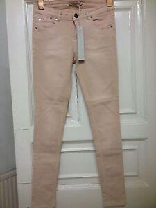 Beckham Victoria Jeans taille Pink 200 Rrp 27 Stretch £ UZdrZcgnq