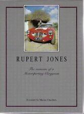 RUPERT JONES MEMOIRS OF A CLERGYMAN AUSTIN HEALEY MINI A35 RALLYING & RACING