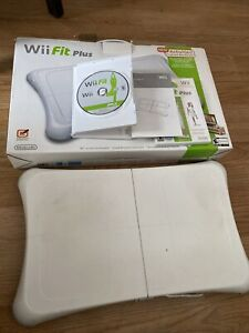 Nintendo Wii Fit Balance Board Wii Bundle Game/ Untested