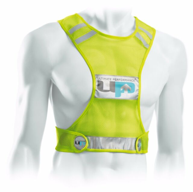 Quality Yellow High Vis Viz Visibility Reflective Vest WaistCoat Safety  Walking ef5f0c3a0