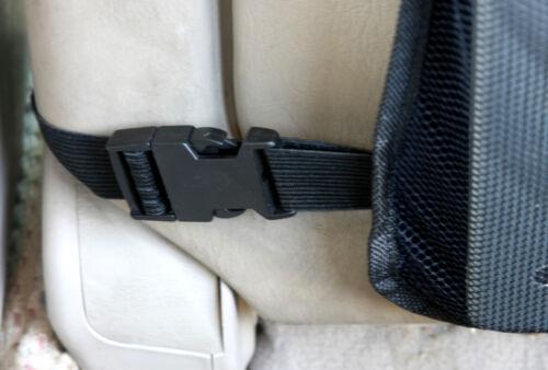 New Car Auto Seat Back Organizer Holder Multi-Pocket Travel Storage Bag 2 Packs