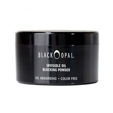 Black Opal Invisible Oil Blocking Colorless Loose Powder 1oz