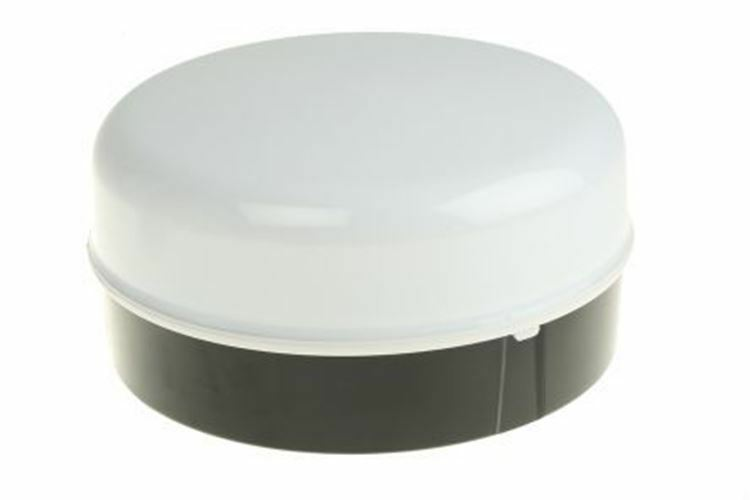 RS Pro, 16 W TONDO LUCE FLUORESCENTE delle paratie, Opale, 240 V AC, policarbonato, IP