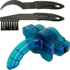 Bike Chain Cleaner Scrubber Machine Brushes Cleaning Tool for all Bicycles