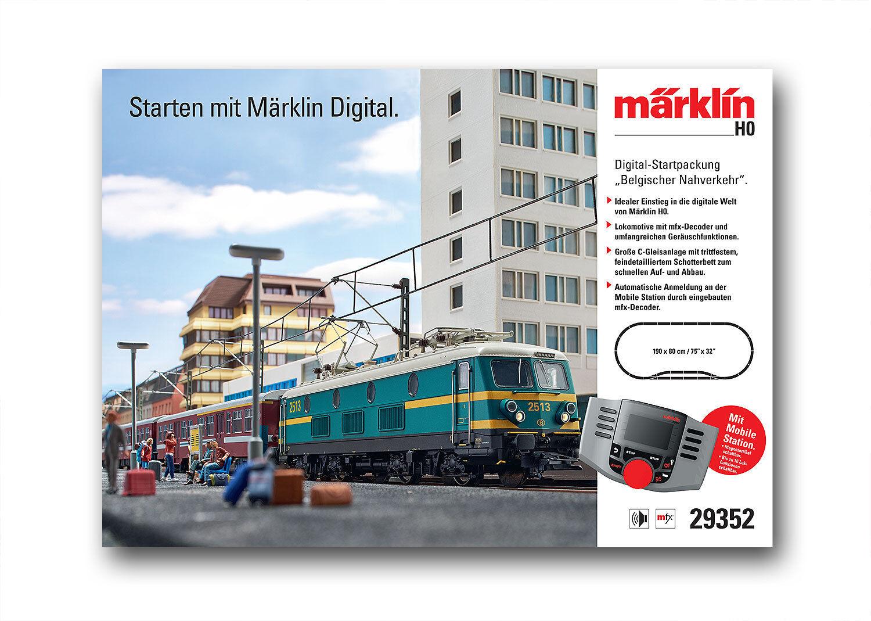 Märklin 29352 Set di Partenza Digitale