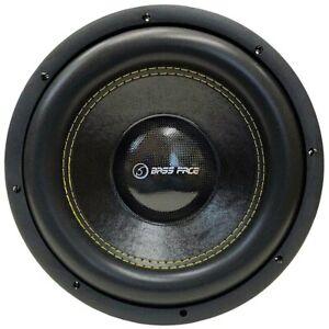 Bass-Face-SPL12-2-2S-Sub-1350-Watts-RMS-12-034-30-cm-300-mm-Dvc-2-2-Ohm-Coffre