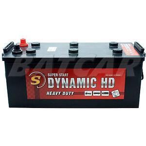 LKW Batterie Dynamic HD 12V 140Ah (ersetzt 160Ah) Schlepper Traktor