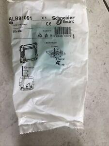 SCHNEIDER ALB81051 - Interrupteur Va et Vient - Alvais - Blanc neuf