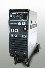 Celortronic ® MIG 300 (400 V), MIG/MAG compatto-stuccatura Macchina di saldatura
