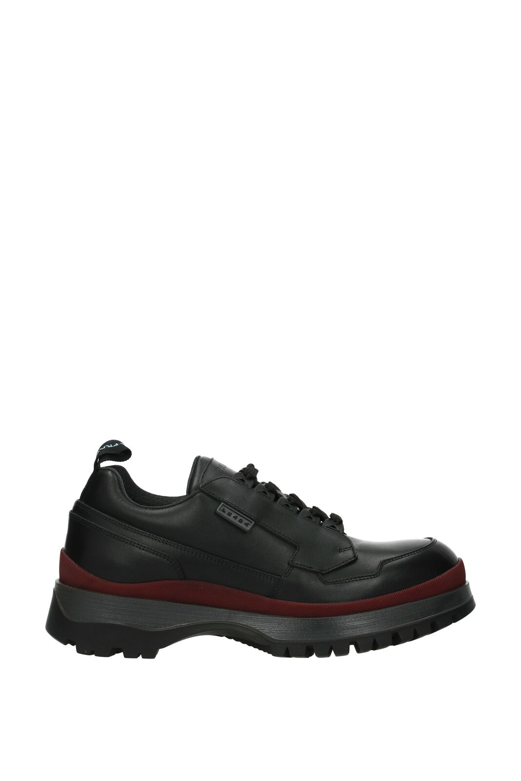 scarpe da ginnastica Prada Men - Leather (4E3346NOVOCALF)