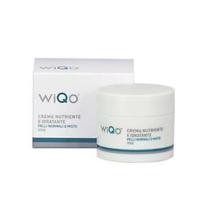 Wiqo питательный и увлажняющий лицо craem для нормальной или комбинированной кожи 50 мл