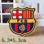 Patch-Toppa-Brand-Logo-Squadre-di-Calcio-Football-Team-Ricamata-Termoadesiva Indexbild 4