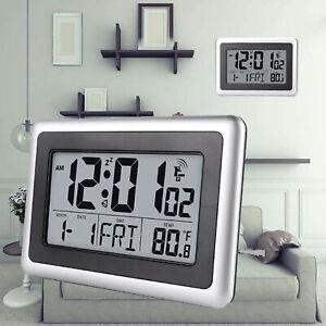 Digital-Atomic-Indoor-Wall-Desk-Clocks-Large-Screen-Calendar-Timer-7-Language