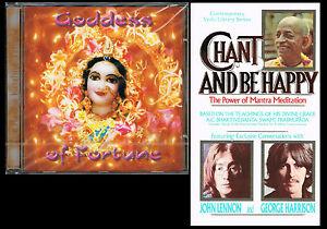 CD-BUCH-CHANT-amp-BE-HAPPY-BEATLES-GEORGE-HARRISON-JOHN-LENNON-HARE-KRISHNA-KRSNA