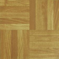 50 Vinyl Floor Tile Self Adhesive Traditional Wood Area sqm 4.6 Unit 50