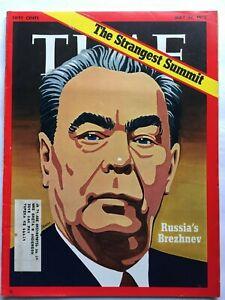 RUSSIA-039-S-LEONID-BREZHNEV-The-Strangest-Summit-May-29-1972-TIME-Magazine