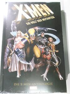 X-MEN-ANTHOLOGIE-Welt-der-Mutanten-Panini-2018-Hardcover-NEU