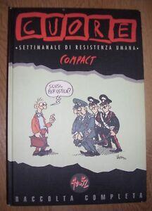 CUORE COMPACT 40-52 RACCOLTA COMPLETA - ANNO:1991 (CO)