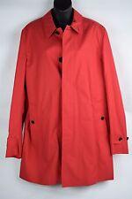NWT $1795 Mens Burberry London ROEFORD Jacket UK 50 US 40 RED ORANGE