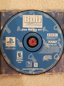 Bob-the-Builder-Can-We-Fix-It-Sony-PlayStation-1-2001-PS1-NO-MANUAL-TESTED