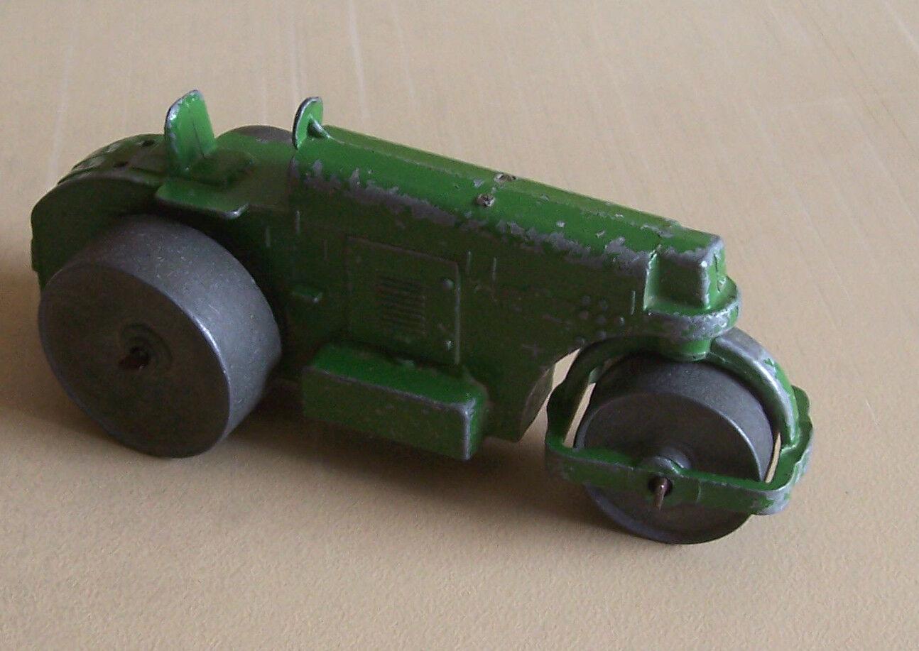Lesney large road roller 1948 green
