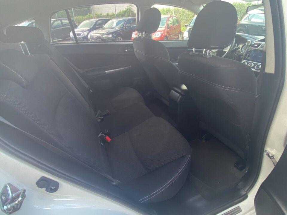 Subaru XV 2,0 Sport CVT Benzin 4x4 4x4 aut. Automatgear