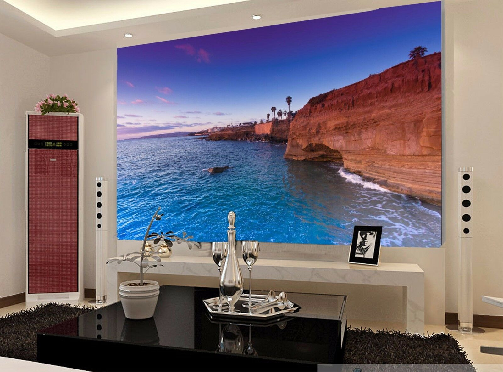 3D Seawater sky 3647 Wall Paper Wall Print Decal Wall Indoor Murals Wall US