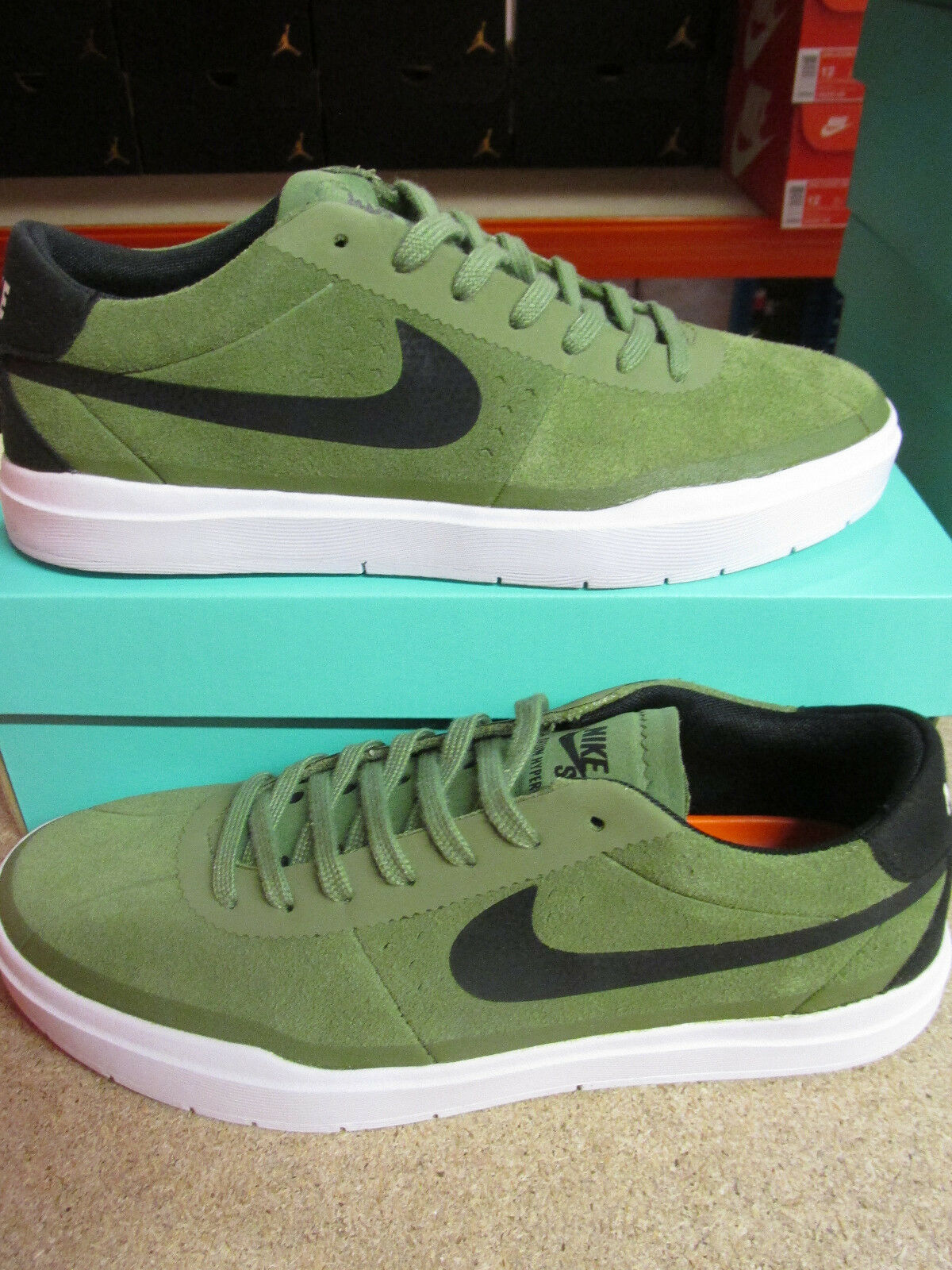 Nike Sb Bruin Hyperfeel Baskets Hommes 831756 300 Baskets