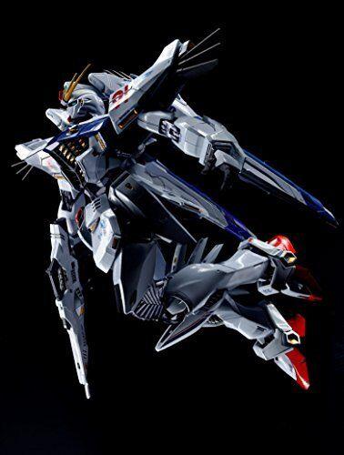 New METAL BUILD Mobile Suit Gundam F91 F91 F91 ABS & PVC & Diecast Action figure Bandai d38897