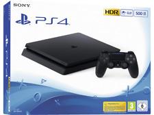 Artikelbild SONY PlayStation Slim 500GB Schwarz  9407577 Neu & OVP