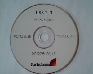 STARTECH PCI225USB DRIVER DOWNLOAD