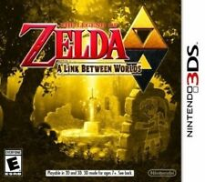 The Legend of Zelda: A Link Between Worlds - Nintendo 3DS Game Only
