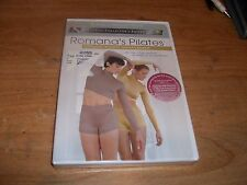 Natural Journeys Romana's Pilates Optimum Weight Management (DVD, 2004) Fitness