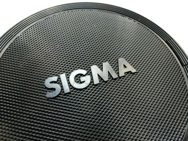 CréAtif Sigma 86mm Avant Lentille Casquette Snap On Type Authentique Original Oem Noir Couleurs Harmonieuses