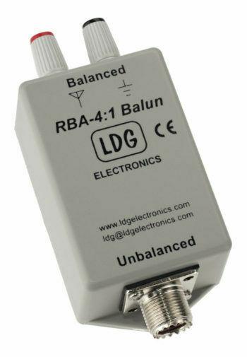 Ldg Rba 4 1 Voltage Balun Icom Ham Radio Antenna For Sale Online Ebay