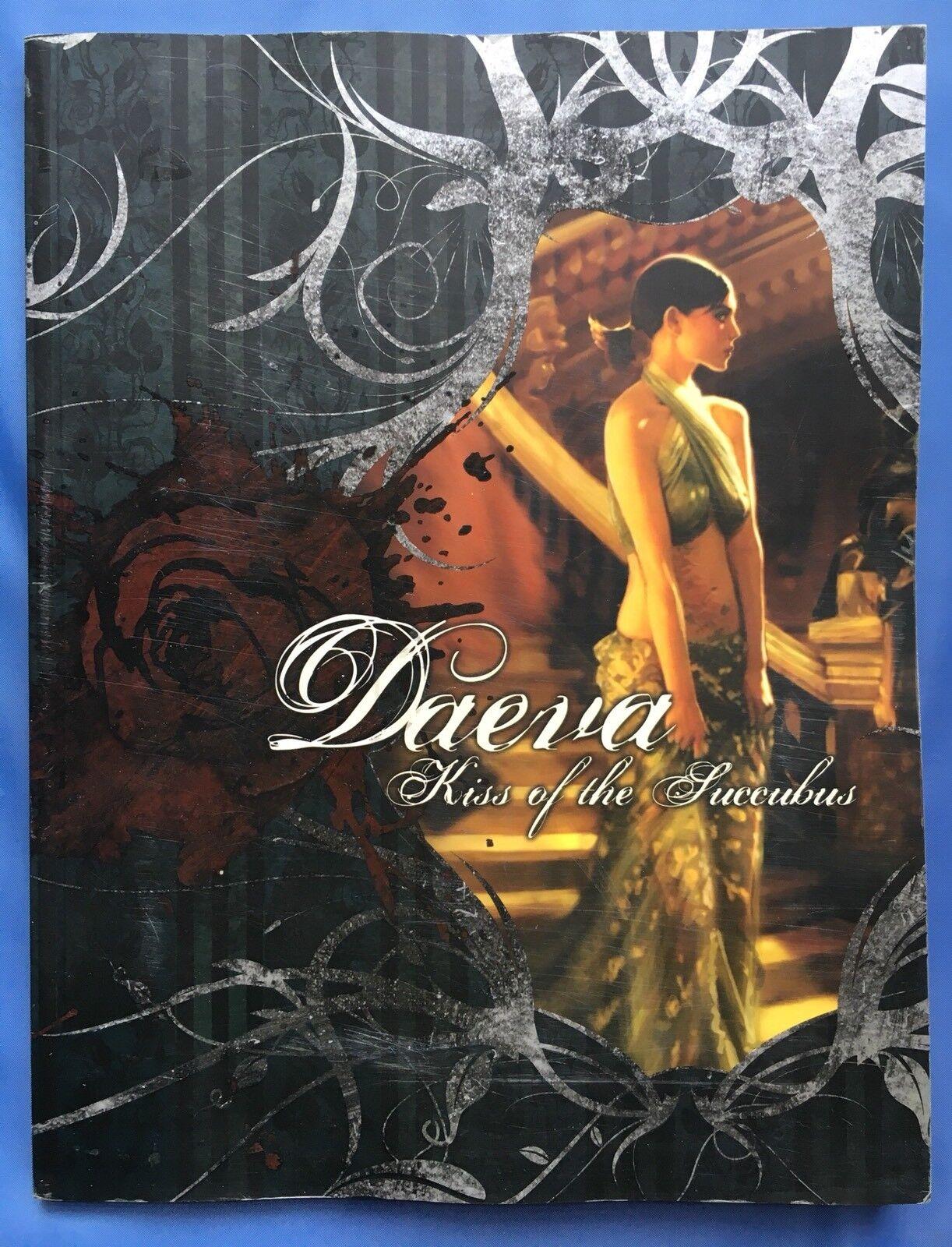 Daeva - Kiss of the Succubus - White Wolf - Vampire The Requiem - WoD