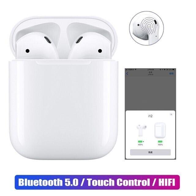 I12 TWS MINI BLUETOOTH 5.0 Earbuds
