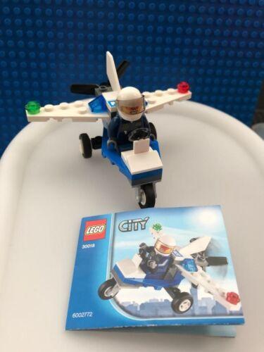 Lego City Police Micro Lite 30018