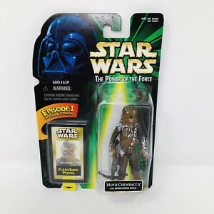 HOTH-CHEWBACCA-Star-Wars-The-Power-of-the-Force-Action-Figure-Kenner-1998