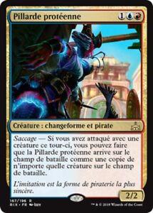 MTG-Magic-Les-combattants-d-039-Ixalan-Pillarde-proteenne-Rare-VF
